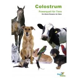 Colostrum - Powerquell für Tiere